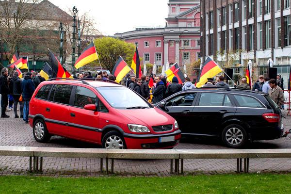 Demo NRW, Essen Demo