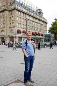 Interview Stanko, Essen-Krimi, Kucherskyy