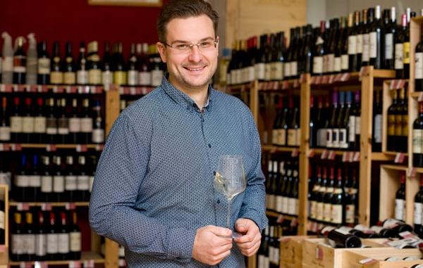 Guter Wein bringt viel Freude