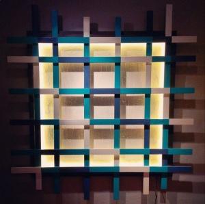Malerei-Grid-Abstrakt