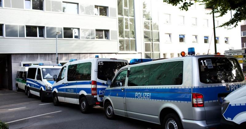 Demo-Essen-Polizei-1