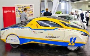 Solarautomobil