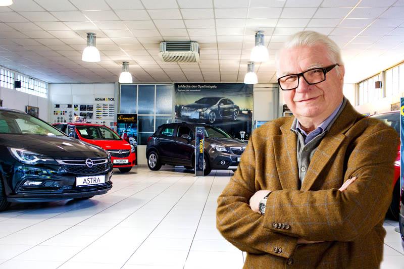 Klaus-Lammel, Opel-Lammel, Heisingen