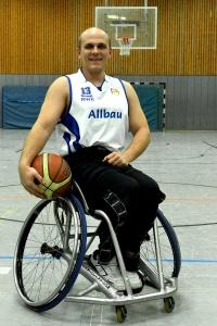 Prungercar, Rollstuhlbasketball