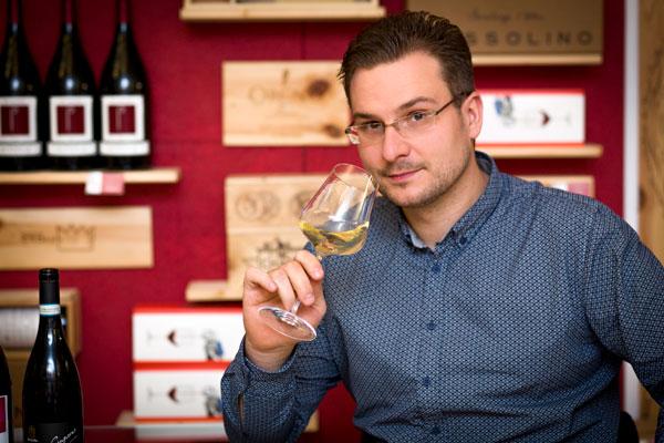 Guter Wein und viel Lebensfreude