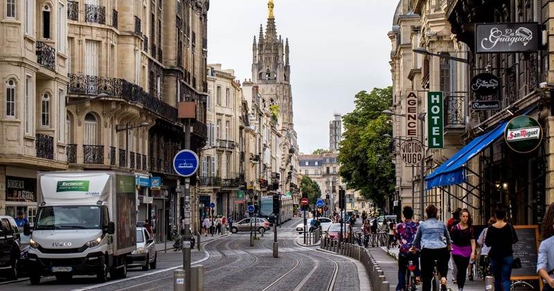 Bordeaux-Innenstadt