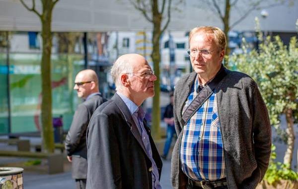 Dr. Lammert, Bundestagspräsident