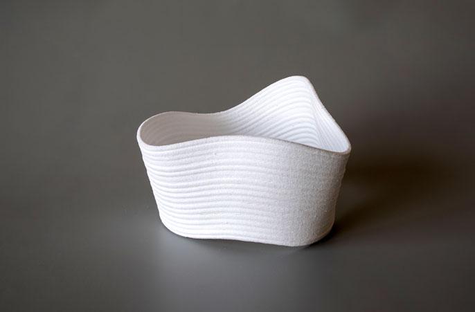Sonderausstellung  KUNST TRIFFT TECHNIK. Keramik aus dem 3D-Drucker